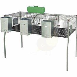 """Клетки и домики  - Клетка для кроликов """"PENTA 3"""" 157 см…, 0"""