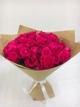 Цветы, букеты, композиции - 51 Роза, букет из 51 роз, 0
