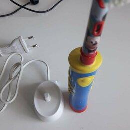 Электрические зубные щетки - Зубная щетка Braun, детская, 0