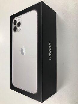 Мобильные телефоны - iPhone 11 Pro Max 512gb РосТест silver A2218, 0