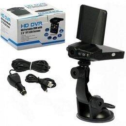Видеорегистраторы - Видеорегистратор с поворотным экраном HD Portable, 0
