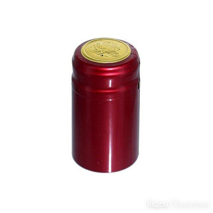 Термоколпачок 30*55 мм (1 шт) по цене 6₽ - Этикетки, бутылки и пробки, фото 0
