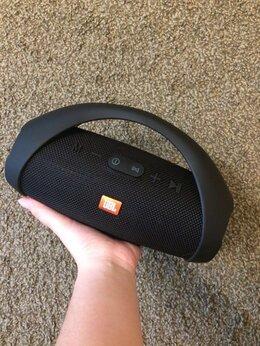 Портативная акустика - Портативная Колонка JBL boom box mini, 0