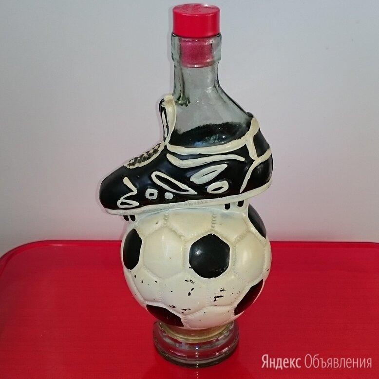 Продажа Бутылки футбольной тематики по цене 300₽ - Этикетки, бутылки и пробки, фото 0