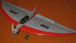 Сборные модели - Радиоуправляемая модель самолета БИЧ-7, 0