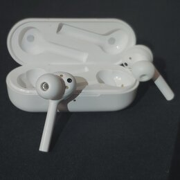 Наушники и Bluetooth-гарнитуры - HONOR FlyPods Lite (Youth Edition), белые, 0