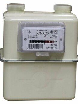 Счётчики газа - Счетчик газа NPM G2,5 Левый Газдевайс 2021г, 0