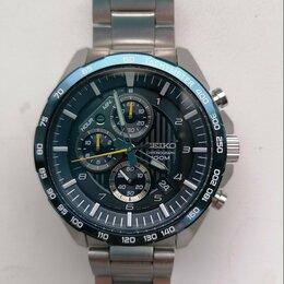 Наручные часы - Часы мужские Seiko SSB321P1 (Япония), 0
