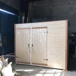 Готовые строения - Хозблок для дачного инвентаря бытовка 3х2.30, 0
