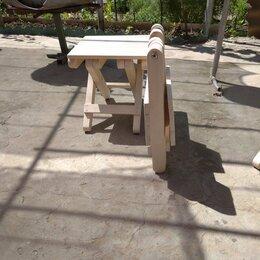 Стулья, табуретки - стульчики складные деревянные, 0