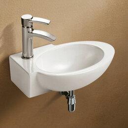 Раковины, пьедесталы - Раковина 420х280х120 Art Basin AVS-85095-L, 0