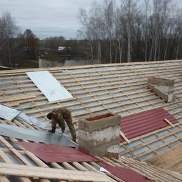 Архитектура, строительство и ремонт - Кровельные работы, строительство и ремонт крыши, 0