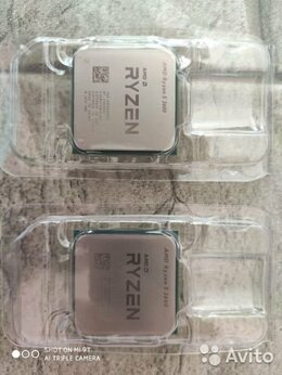 Процессоры (CPU) - Процессор Ryzen 5 3600, 0