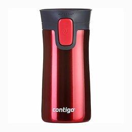 Термосы и термокружки - Термокружка Contigo Pinnacle (0,3 литра), красная, 0