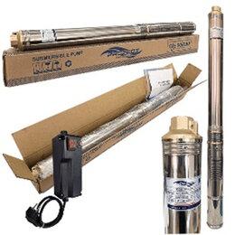 Насосы и комплектующие - Погружной насос PROTECT 3PPm 2/110-38(4х1,5mm2 blue cable F 50m), 0