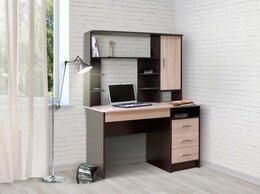Компьютерные и письменные столы - Стол компьютерный Нептун., 0