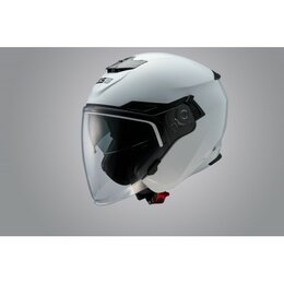Спортивная защита - Открытый шлем GSB G - 263 WHITE GLOSSY, 0