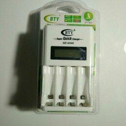 Зарядные устройства и адаптеры питания - Зарядное устройство AA AAA с ЖК 8 в 1-м BTY N-903, 0