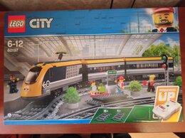 Детские железные дороги - LEGO 60197 City Пассажирский поезд, 0