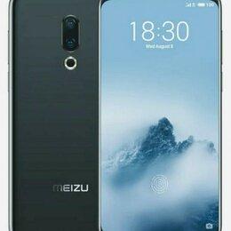 Мобильные телефоны - Смартфон MEIZU 16th 6/64Gb, черный, 0