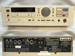 Музыкальные центры,  магнитофоны, магнитолы - Профессиональная цифровая кассетная дека…, 0