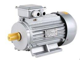 Производственно-техническое оборудование - Электродвигатель аис 56B2 380В 0.12кВт 3000об/мин, 0