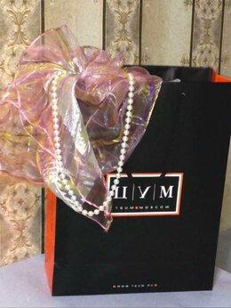 Подарочная упаковка - Фирменные пакеты (10 шт), подвески в подарок, 0