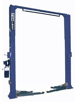 Подъемник и комплектующие - KraftWell KRW5.5MU_blue Подъемник двухстоечный…, 0