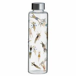 Бутылки - Бутылка стеклянная прозрачная 600 мл Active, 0