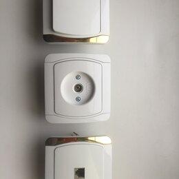 Товары для электромонтажа - Розетки и выключатели, 0