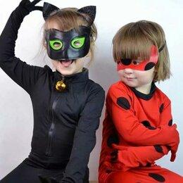 Карнавальные и театральные костюмы - Костюм Леди Баг и Супер Кот, на рост 98-145см, 0