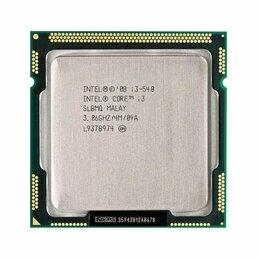 Процессоры (CPU) - Процессор 1156 intel core i3 540 3.06 GHz, 0