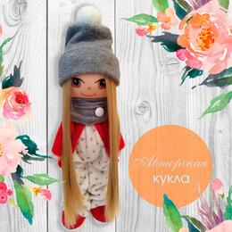 Рукоделие, поделки и товары для них - Текстильная кукла , 0