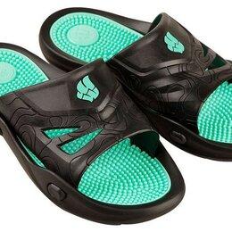 Домашняя обувь - Мужские тапки MadWave WAKES MASSAGE, 0