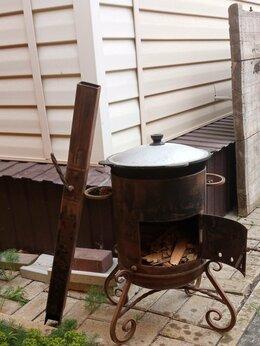 Печи для казанов - Печь для казана кованая, 0