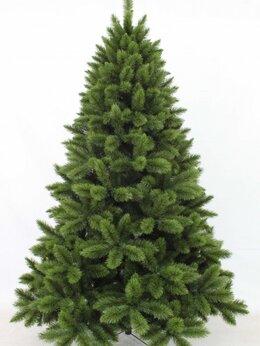 Ёлки искусственные - Искусственная ель Норд Triumph Tree 155 см зеленая, 0