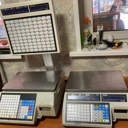 Весы - продам весы с печатью CL5000, 0