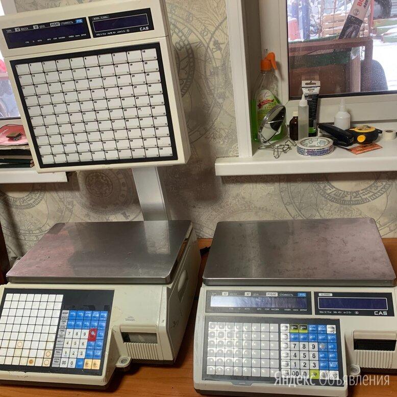 продам весы с печатью CL5000 по цене 7000₽ - Весы, фото 0