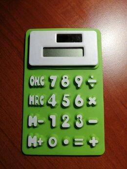 Калькуляторы - Калькулятор детский световой, 0