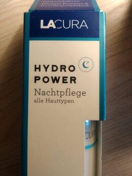 Антивозрастная косметика - Крем ночной Lacura с гиалуроновой кислотой, 0