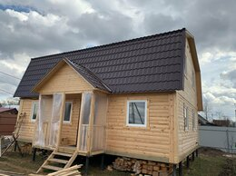 Архитектура, строительство и ремонт - Строительство домов и бань из бруса, 0