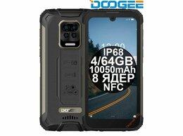 Мобильные телефоны - НОВИНКА 2021г Doogee S59 Black 10050mAh 8ядер…, 0