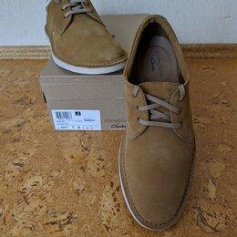 Туфли - Замшевые туфли Clarks, 0