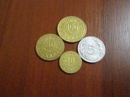 Монеты - Монеты Туниса, 0