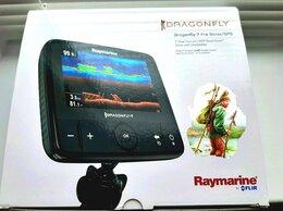 Эхолоты и комплектующие - Эхолот Raymarine Dragonfly 7 Pro, 0
