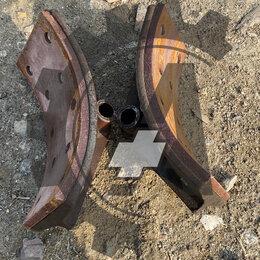 Прочее - Колодка тормозная 720.115-53.15 (накладка тормозная 160) крана РДК-250, 0