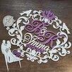 Свадебный семейный герб монограмма вензель по цене 1650₽ - Свадебные украшения, фото 5