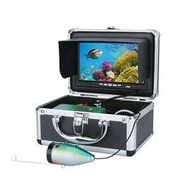 """Эхолоты и комплектующие - СОМ-7WT камера подводная 7"""" в кейсе с записью, 0"""
