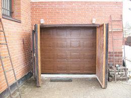 Заборы и ворота - Ворота подъемные alutech 2800*2000, 0