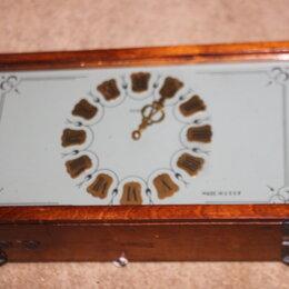 Часы настольные и каминные - Часы Весна с боем рабочие, 0